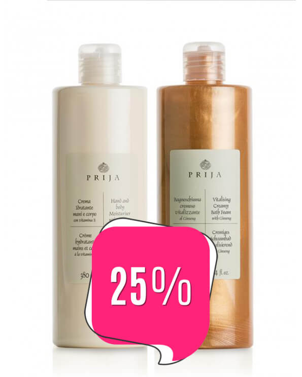 PRIJA XXL Bad & Lotion Vit. E